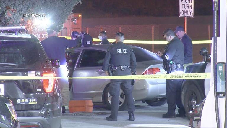 Boyle Heights Man Found Dead in Car