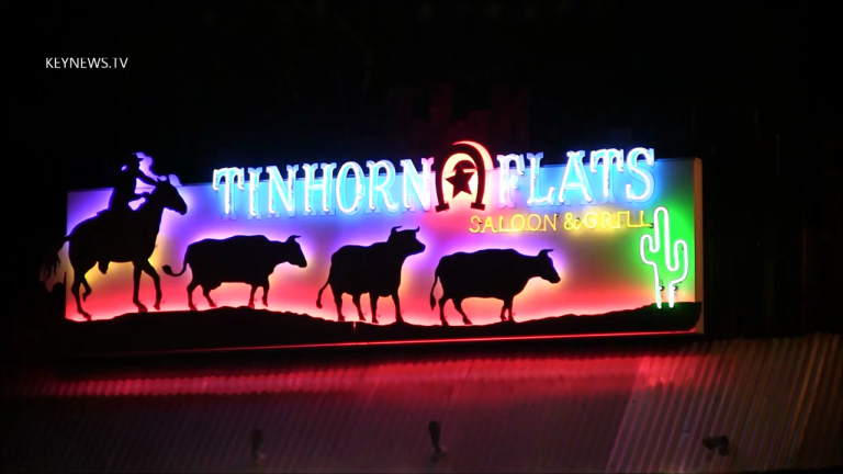 City of Burbank Authorized to Cut Power at Tinhorn Flats Saloon & Grill