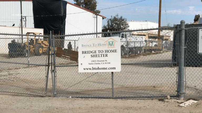 Santa Clarita New Location for Bridge To Home Shelter