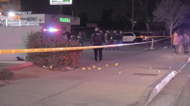 1 Victim Transported to Hospital After Pomona Shooting
