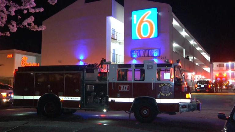 1 Person Killed in Stockton Motel 6 Shooting