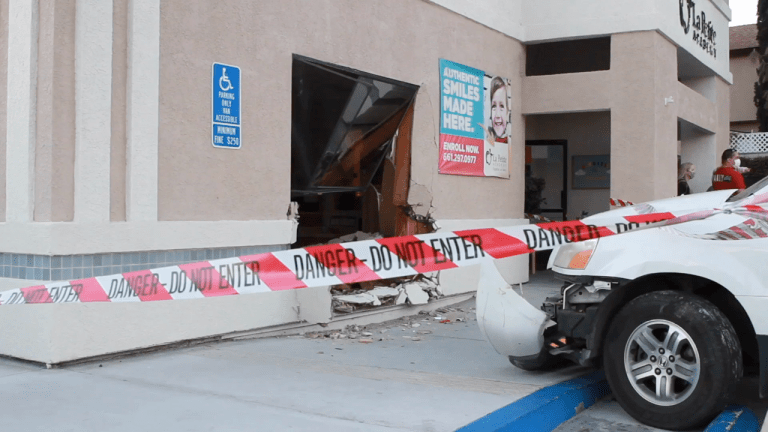 3 Children Airlifted After Vehicle Crashed into a Saugus Preschool