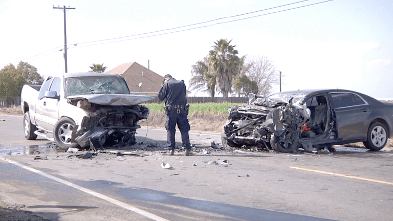 Double Fatal Crash in Stanislaus County with CHP Officer Interview