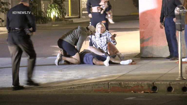 Male Shot, Killed in DTLA Tuesday Night