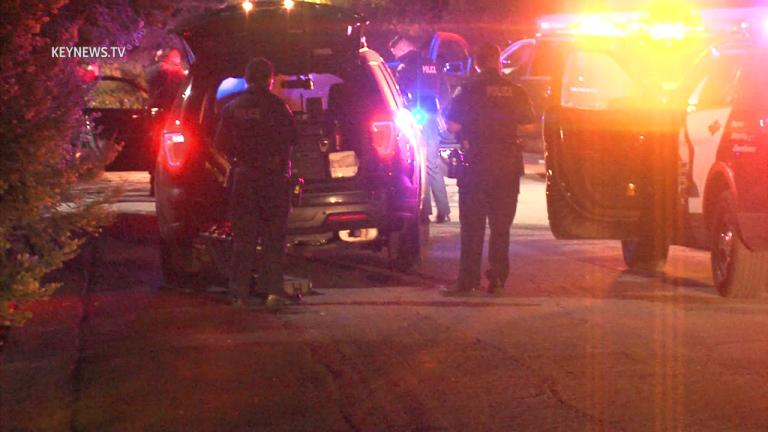 Female in Custody After Pursuit, Barricade in Pasadena