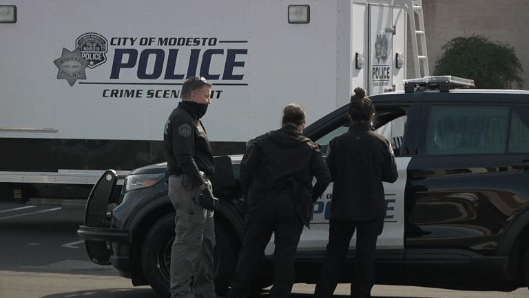 Modesto Bank Robbery on McHenry Avenue