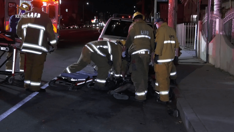 Hit-And-Run Involves Man in Wheelchair