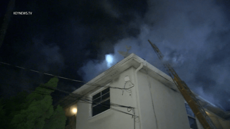 One Transported, One Perished in Westwood Apartment Fire