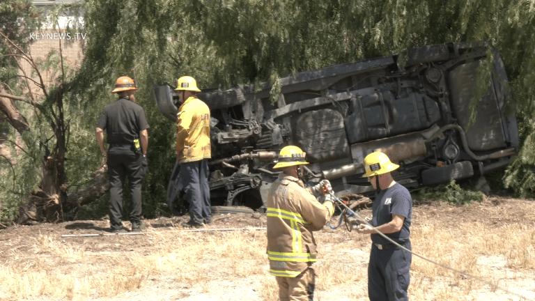 Sun Valley 5 Freeway Fatal Crash