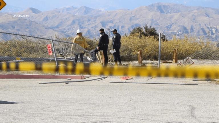 Stevenson Ranch Solo Fatal Crash