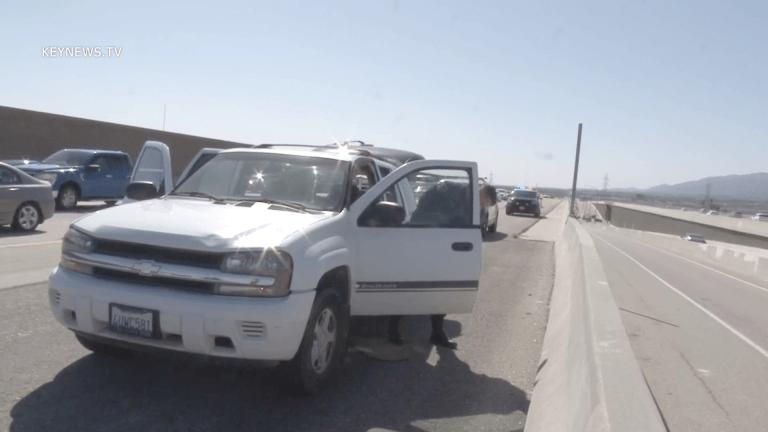 California Highway Patrol Baldwin Park Pursuit Termination