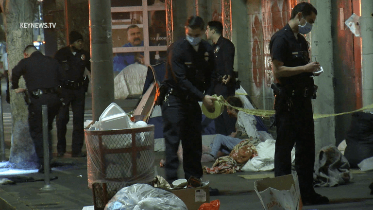 DTLA Security Officer Shooting