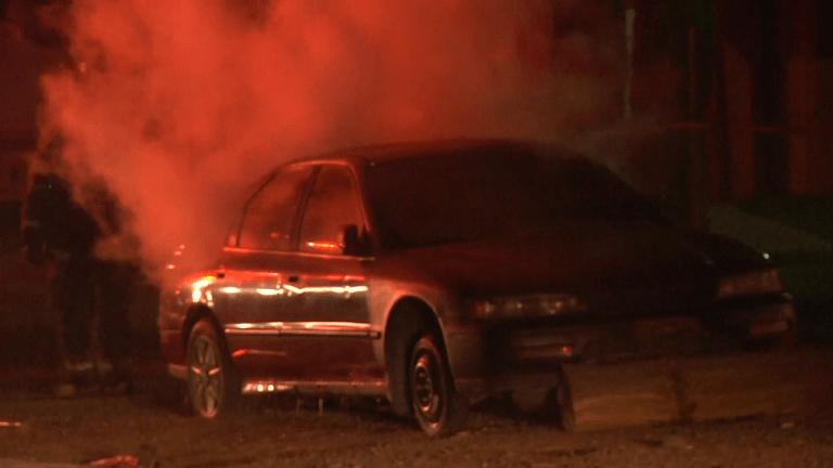 Single Vehicle Fire Investigated in Modesto