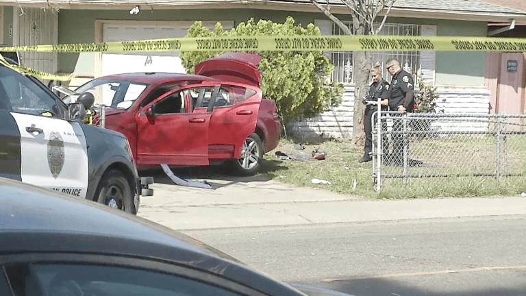 Teen Shot in Stockton Neighborhood