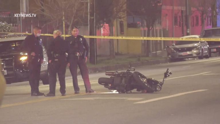 Vermont Vista Fatal Motorcycle Crash (GRAPHIC)