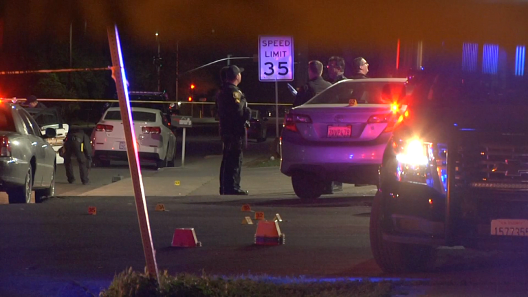 Two People Shot in Stockton