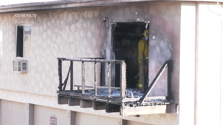 3 Occupants Safe After Apartment Fire in Bellflower