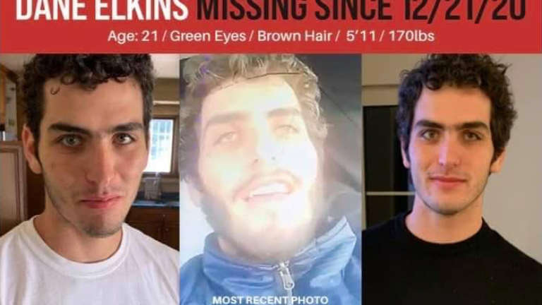Family Desperately Searching for Son Missing Since December 2020