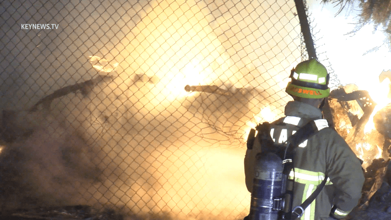 Van Nuys High Speed Fatal Fiery Crash