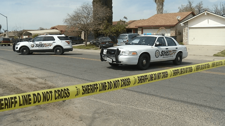 One Person Shot in Modesto Drive-by Shooting