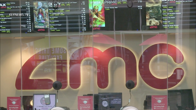 AMC Theaters Reopening