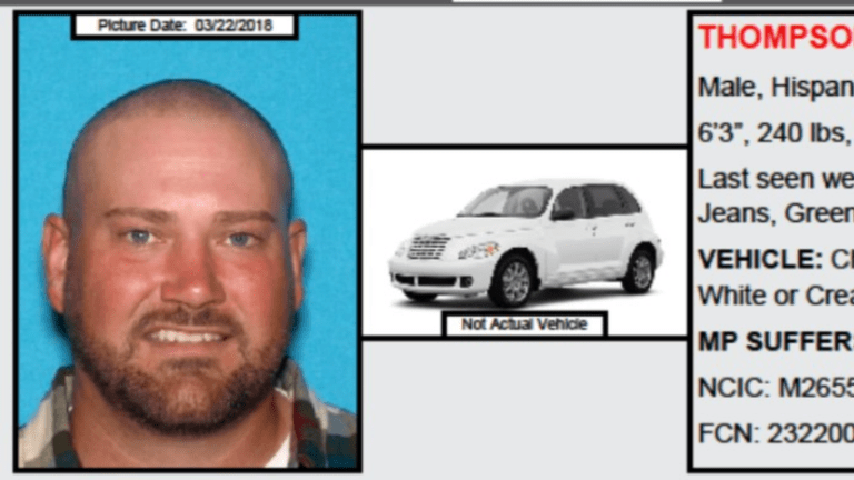 Sheriff's Department Asking for Public's Help in Locating At-Risk Man