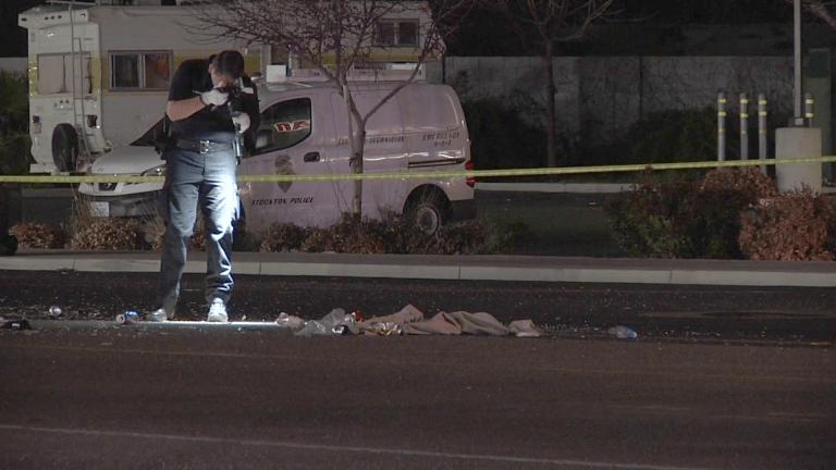 Fatal Pedestrian Hit-and-Run in Stockton