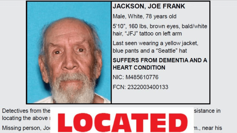 Sheriff's Department are Seeking Public's Help in Locating Critical Missing Male