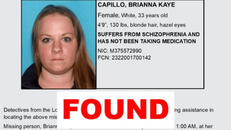 Sheriff's Department are Seeking Public's Help in Locating Missing Female