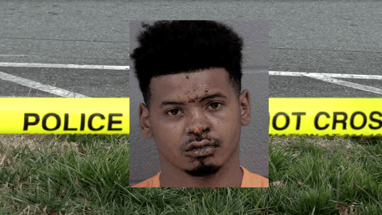 MAN ACCUSED OF ASSAULTING FEMALE DURING PHYSICAL DISPUTE