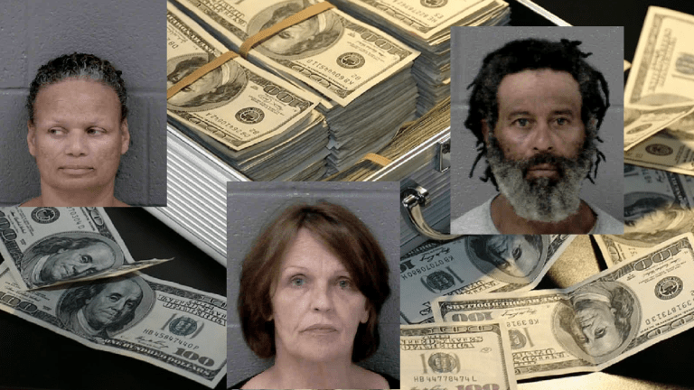 SUSPECTS STOLE $300,000 FROM DEMENTIA PATIENT