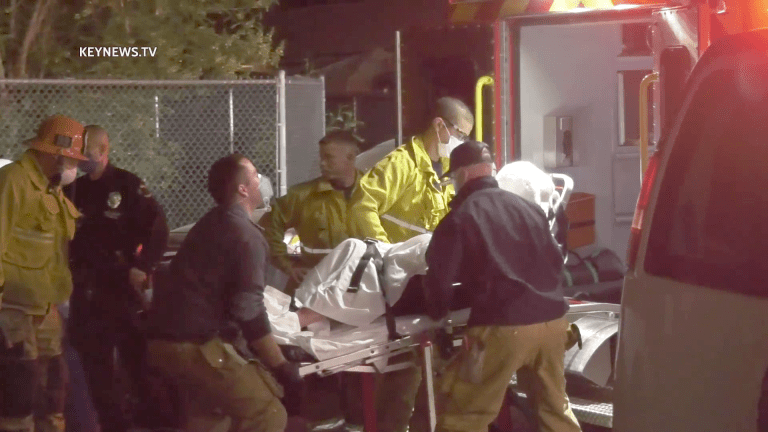 Man Wounded in North Hollywood Shooting
