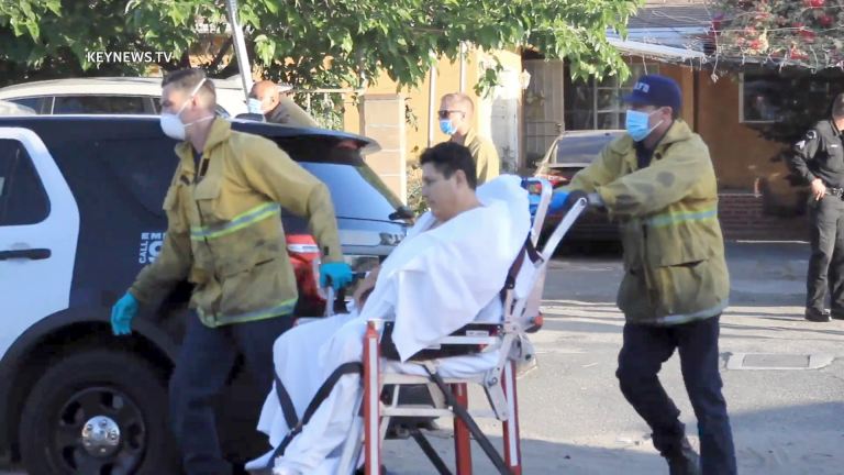Man Wounded in North Hollywood Shooting, Suspect at Large