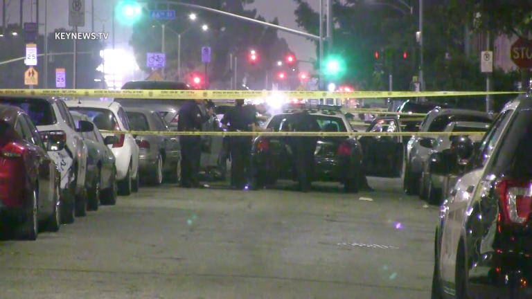 1 Killed, 1 Critically Wounded in Vermont-Slauson Shooting Friday Night