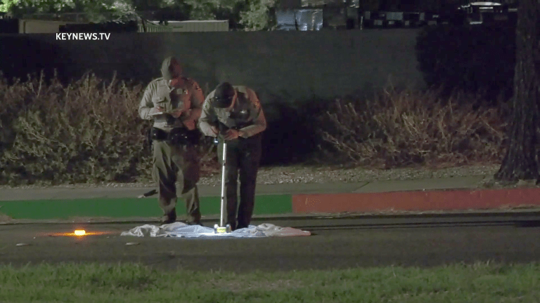 Irwindale Police Officer Struck by Vehicle in Duarte While at Traffic Collision Involving Pedestrian