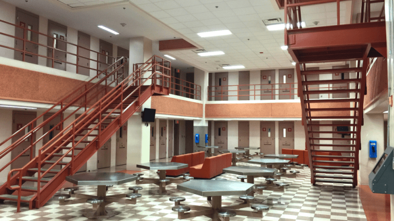 FEMALE GUARD STABBED AT JAIL, 2ND JAIL STABBING IN 2 MONTHS