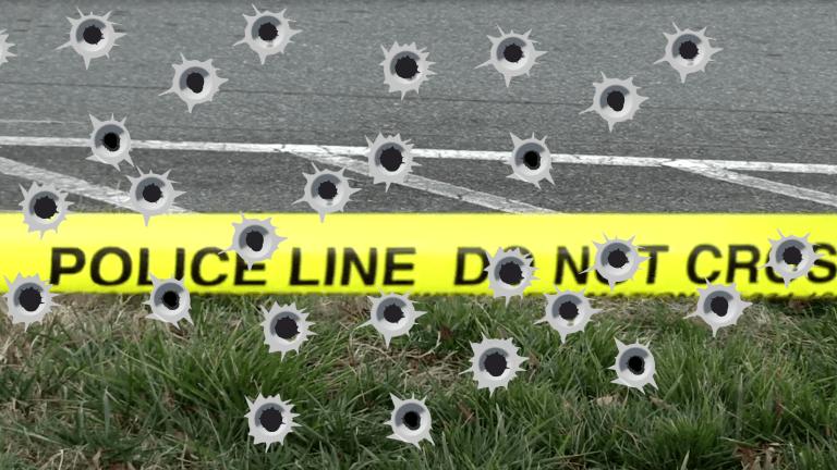 3 PEOPLE MURDERED, 6 PEOPLE SHOT OVER WEEKEND