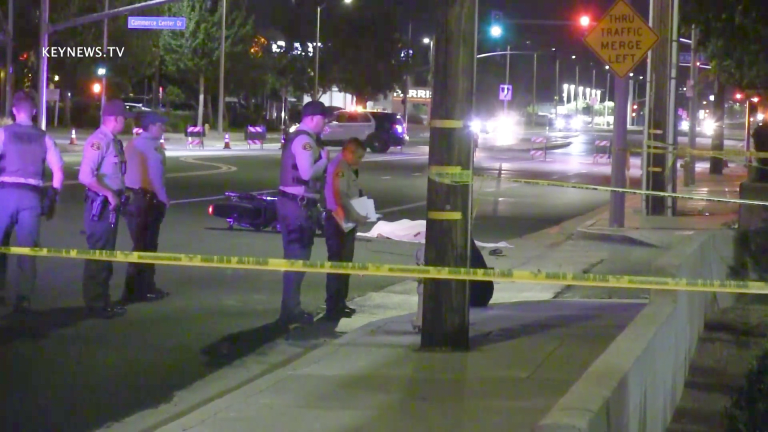 Motorcyclist Killed in Collision with Vehicle in Lancaster