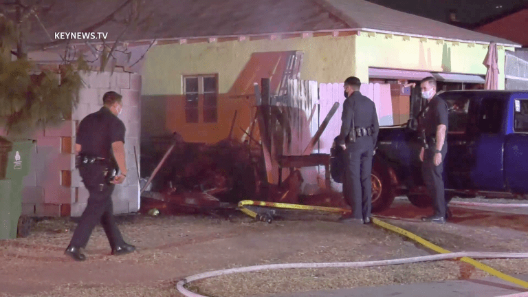Man Found Dead in Tent at Westchester House Fire
