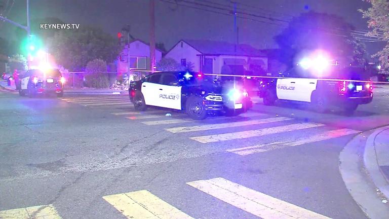 Pomona Homicide Investigation