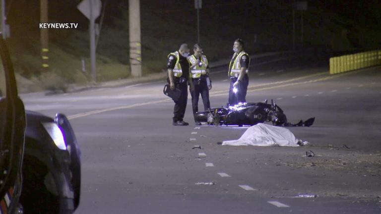 Sawtelle Fatal Motorcycle Street Racing Crash