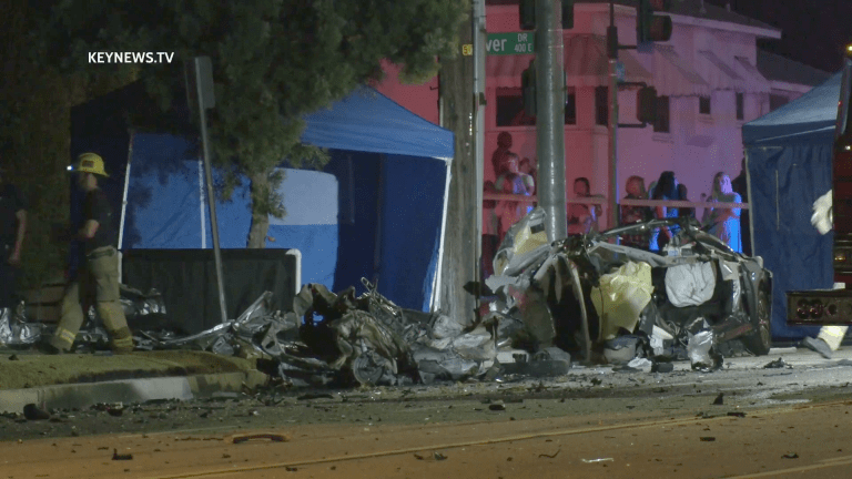 3 Killed, 2 Seriously Injured in Apparent High-Speed Racing Collision