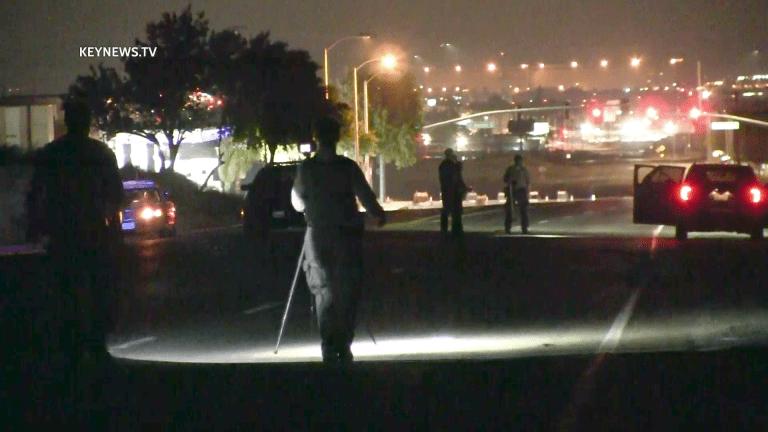 Vehicle vs. Pedestrian Fatal Collision in Palmdale