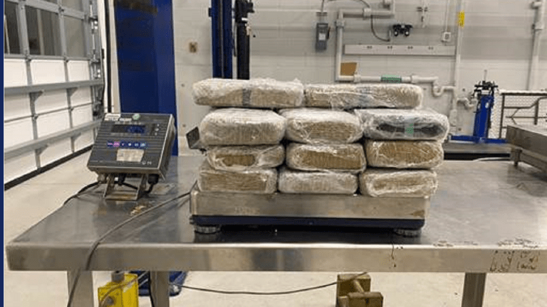 $380,000 WORTH OF COCAINE FOUND IN FORD VAN