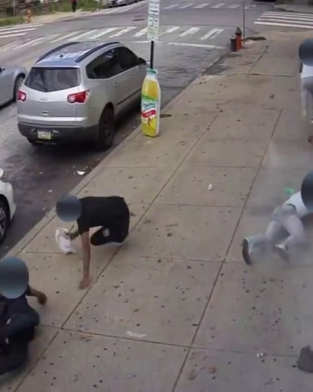 Philly Shooting