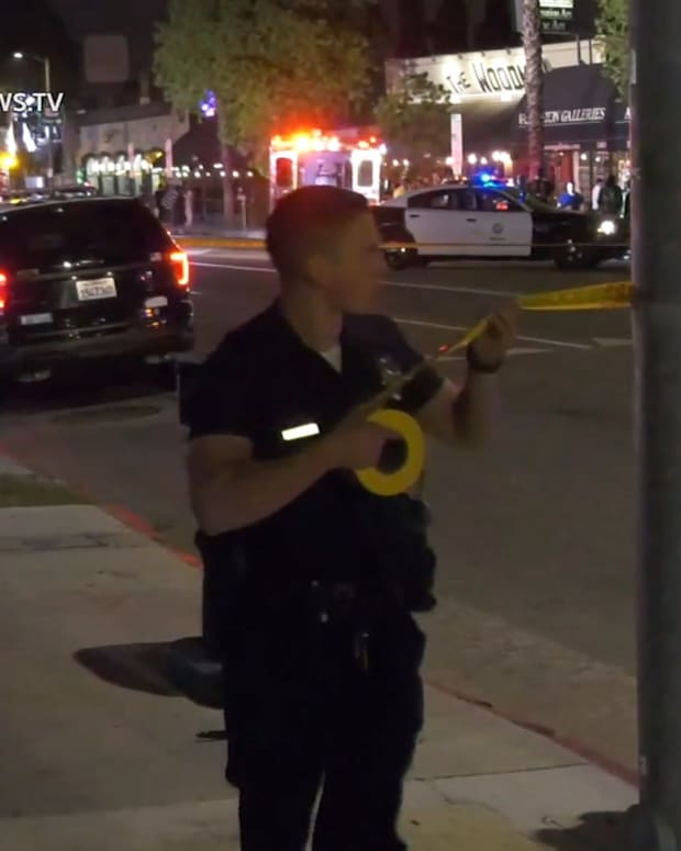 3 Wounded in Sherman Oaks Sports Bar Shooting