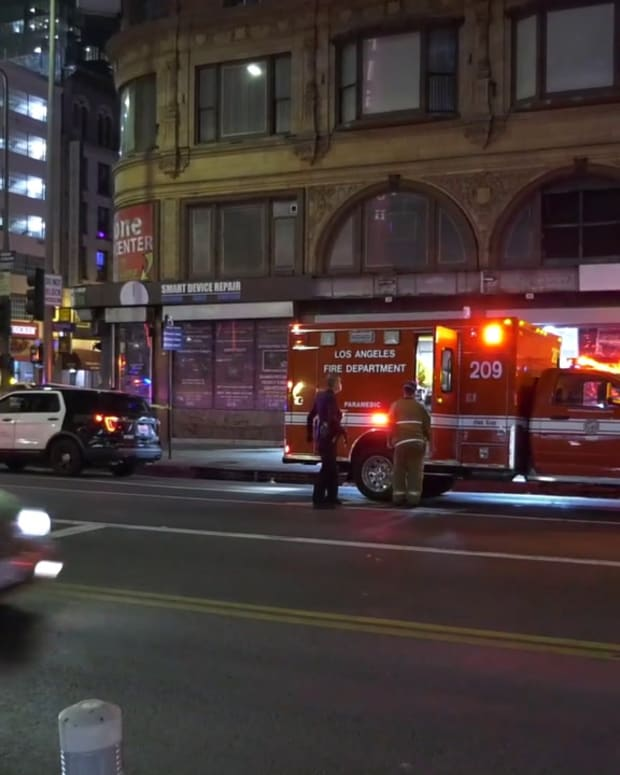 Female Victim Wounded in DTLA Shooting