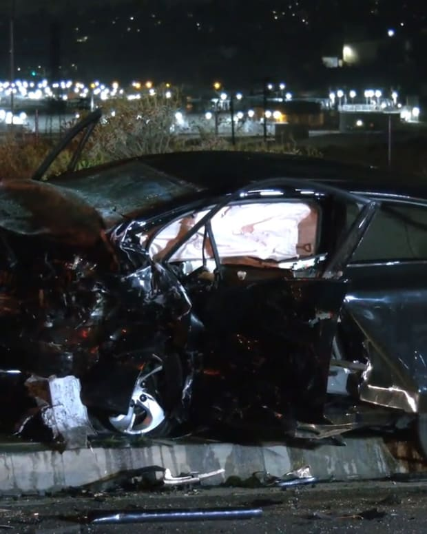 Mother's Day Fatal Sylmar Collision