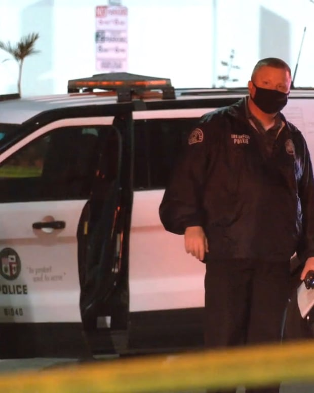 Hollywood Shooting Leaves One Dead