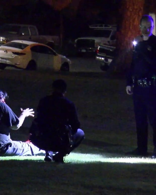 Echo Park Male Victim Struck in the Head, Then by Vehicle